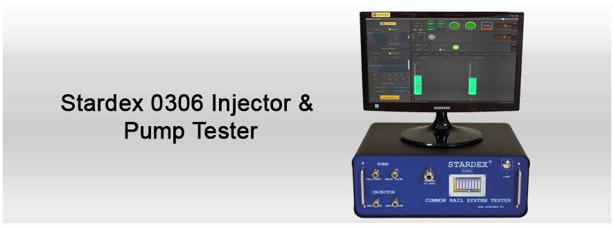 EDC Electronic VE Pump Tester