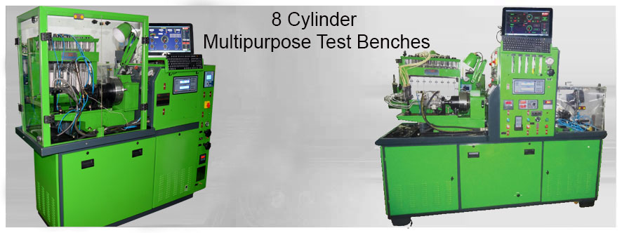 Injection Pump Test Benches, Common Rail Injector, Diesel Injector