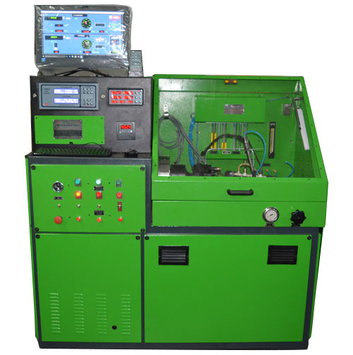 Common Rail Injector and Pump Testing Stand