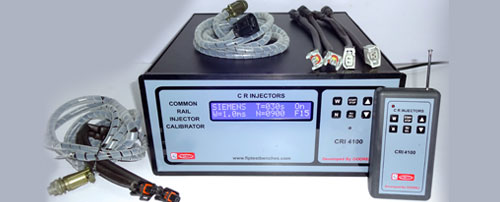 Common Rail Injector Tester Simulator