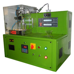 Common Rail Injector Testing Bench