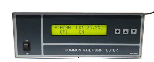 Common Rail Pump & Fuel Rail Tester Simulator