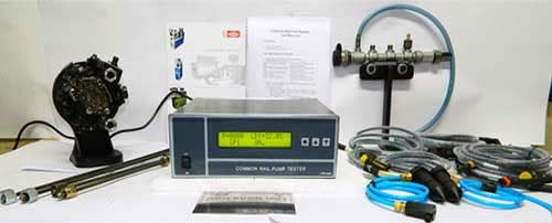 Common Rail Pump & Fuel Rail Test Bench Kit