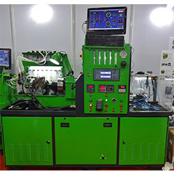 Fuel Injection Pump Test Stands, Diesel Pump Testing