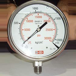 High Pressure Gauge for CR Application
