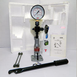 Injector Nozzle Tester with Dual Scale Gauge