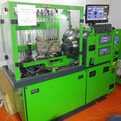 Multipurpose Common Rail Test Bench