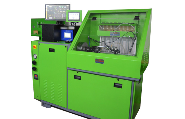 Common Rail Test Bench with Injector Coding - Indian Machine